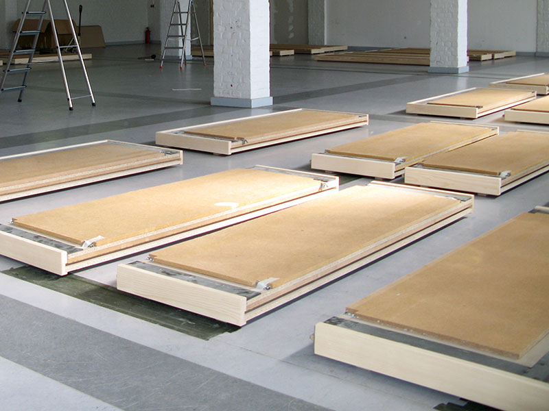 STUDIOBOX assembly floor elements