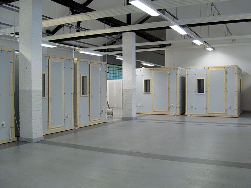 STUDIOBOX booths for music schools